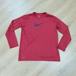Nike kids Youth Dri Fit Shirt Size Large